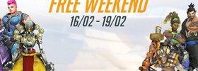 Free Weekend February 16-19!