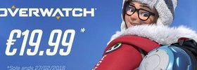 Overwatch 50% Off Through February 26!