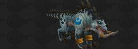 Zandalari Troll Druid Forms in Battle for Azeroth