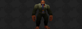 Upright Orcs in Battle for Azeroth