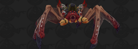 Bloodfeaster Mounts in Battle for Azeroth