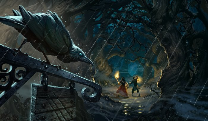 Muck Hunter & Redband Wasp Reveals: The Witchwood - News - Icy Veins