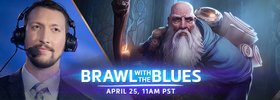 Brawl with the Blues: Deckard!