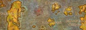 High-Resolution Maps of Kul Tiras and Zandalar