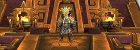 Zandalar Forever Scenario on Battle for Azeroth Alpha