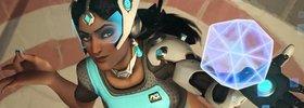Symmetra Rework Turns Her into Defence Hero