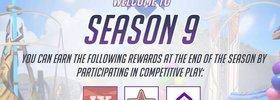 Season 9 of Competitive Play Ending Soon