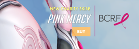 New Pink Mercy Skin Looks Amazing, Supports Breast Cancer Research
