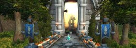 Uthers Tomb Visual Update in Battle for Azeroth