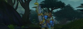 Brutosaur Mount Costs 5 Mio and Has an Auctioneer
