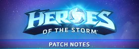 Heroes of the Storm Patch Notes: May 22