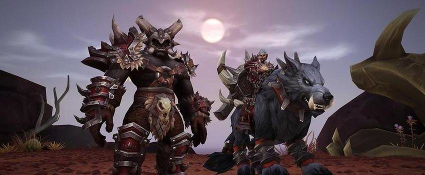 The Timeline Adventures of a Mag'har Orc Monk - News - Icy
