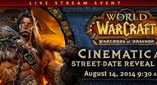WoW Recap: WoD Release Date Event, WoD Beta, and 10 years of WoW