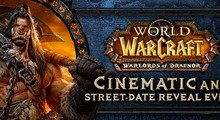 Warlords of Draenor to be released on November 13