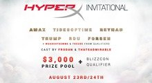 HyperX Invitational Tournament