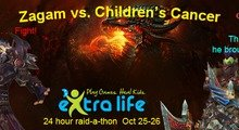 Extra Life - All-day Gaming Charity!