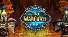World of Warcraft 10th Anniversary! WoW 2015 Annuals giveaway!